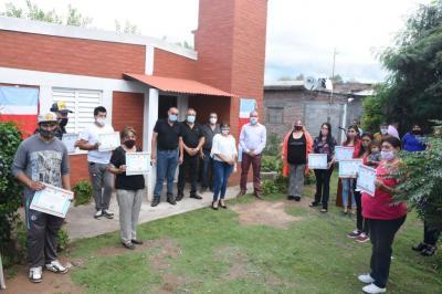 El gobierno provincial entregará viviendas sociales en San Pedro de Guasayan