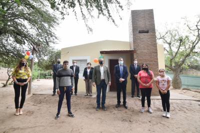 El Gobernador Gerardo Zamora entregó viviendas sociales en Villa Robles