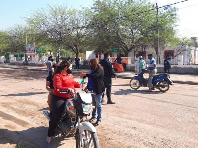 Se suman 5 nuevos contagios en Fernández, 2 en Colonia El Simbolar y 1 en La Cañada