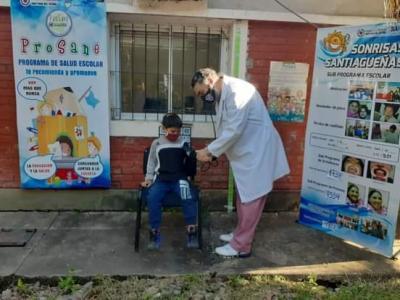 Este martes el ministerio de salud lanza los Programas Sonrisas Santiagueñas y PROSANE en Taboada