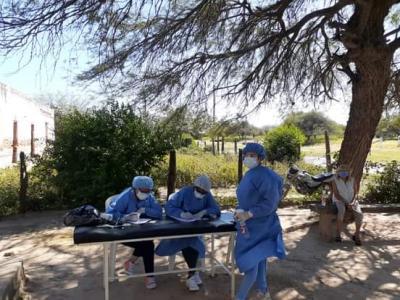 Jornada récord de contagios en Santiago del Estero: Confirmaron 320 nuevos contagiados en las últimas 24 horas