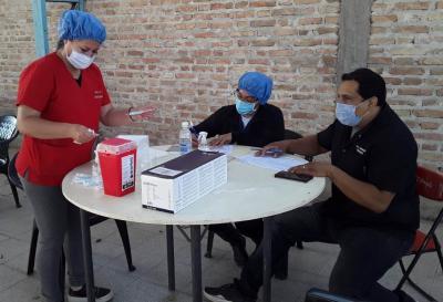 Coronavirus: confirman 6 nuevos casos en Fernández, 1 en Beltrán y 5 en Suncho Corral