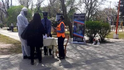 La ciudad de Fernández superó la barrera de los 500 casos de coronavirus