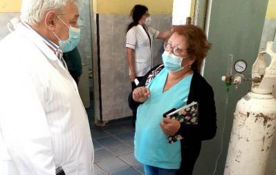 Coronavirus: Confirman 5 casos en Beltrán, 4 en Fernández, 1 en Forres y 1 en Vilmer