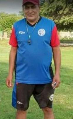 Pesar en la comunidad de Beltrán por el fallecimiento del DT Eduardo Milla
