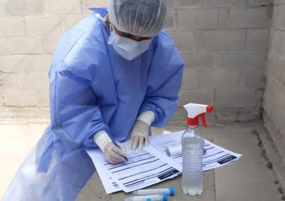Coronavirus: Este es el informe del Ministerio de salud sobre los contagios en la provincia