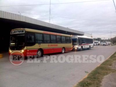 Como sigue el transporte publico en el departamento Robles? enterate