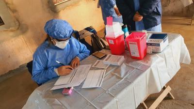 Reporte: Este lunes confirmaron 265 nuevos contagios y 5 personas fallecidas