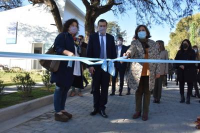 La Ministra Vizzotti y el Gobernador Zamora dejaron inaugurado un moderno Centro de Almacenamiento de Vacunas