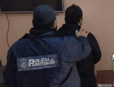 Fernández: la policía recuperó $58.300 que serían producto de la venta ilegal de neumáticos