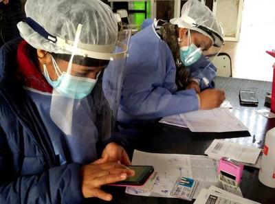 Este viernes 30 de julio hubo 5 fallecidos y 305 nuevos contagios en Santiago del Estero