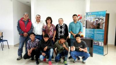 Fernández: El INTA realizó una jornada sobre cocina saludable con miel