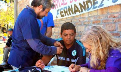 """Lanzaron en Fernández el  programa """"Salud  para el deportista amateur"""""""