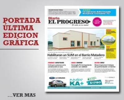 Edición de Diario El Progreso Junio del 2017