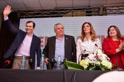 El Frente Cívico Por Santiago proclamó a sus candidatos