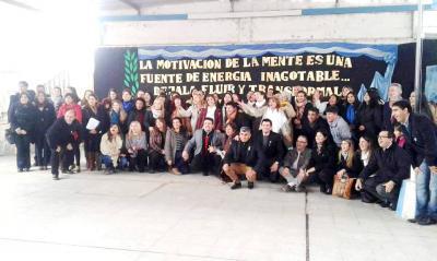 Forres: Emotivo acto en el Colegio San Isidro Labrador