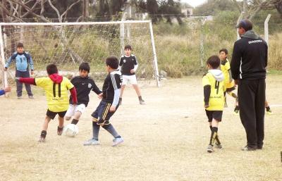 El deporte también es parte de los festejos en el aniversario de Fernández