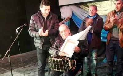 Don Chacho Noriega fue reconocido por su aporte a la cultura