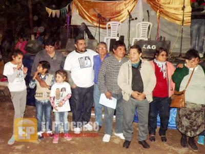 La Peña de La familia Zarco un clásico en la semana de Fernández