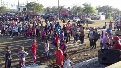 Hoy se realizará la Fiesta de los Patronos en Fernández