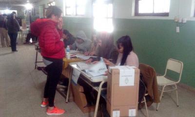En Fernández cerró la votación con una participación superior al 70% del padrón