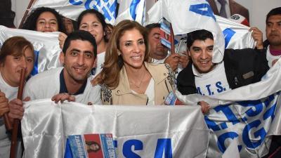 Amplio triunfo del Frente Cívico por Santiago