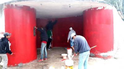 """Hinchas de Atlético Forres quieren volver a ver al """"Rojo"""" de pie"""