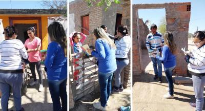 Desde el CIC  Fernández intensifican acciones en la lucha contra el dengue