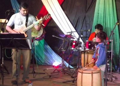 Diego Sayago actuará este domingo en la fiesta del Tanicu en Salavina