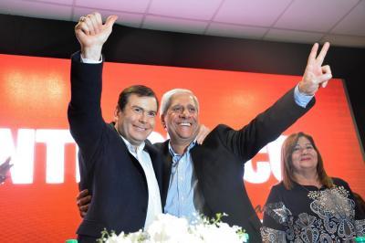 Inapelable triunfo del Frente Cívico en toda la provincia