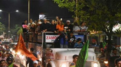 El Frente Cívico arrasó en Fernández con más del 68%