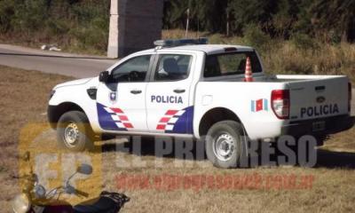 Fernández: Le robaron su billetera con 2000 pesos del baúl de la moto