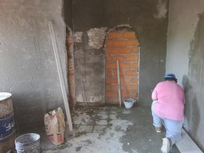 Con la solidaridad de la comunidad reconstruirán la Iglesia de Forres