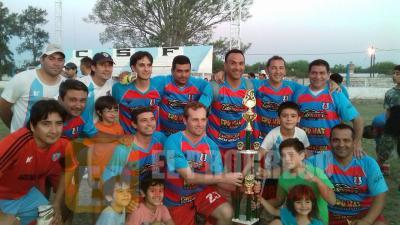Arsenal del agro es el nuevo campeón de la liga amateur de Fernández