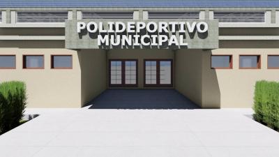 El nuevo polideportivo de Fernández se encuentra en proceso licitatorio