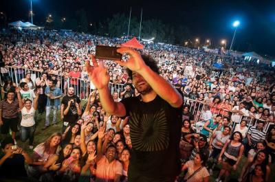 Raly Barrionuevo abrirá el Festival de la Chacarera
