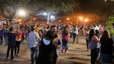 """El """"Pre Chacarera 2018"""" cierra su última sede en el Patio del Indio Froilán"""