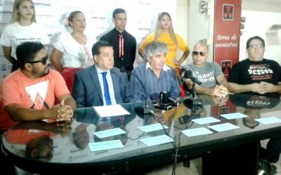 """Gran expectativa en Clodomira por el festival de """"La Flor de la Alfalfa"""""""