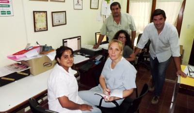Ponen en marcha el registro de historia clínica digital en el Hospital de Fernández