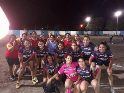 Las actividades deportivas en Forres iniciaron con encuentros de fútbol femenino