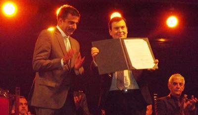 Fernández será beneficiada con obras anunciadas por el Gobierno Provincial