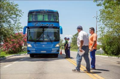 Controles en ruta para evitar el ingreso del HLB a Tucumán
