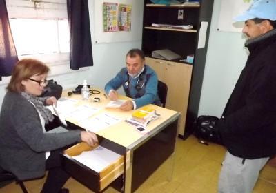 Implementan el programa Telesalud en el Hospital de Fernández