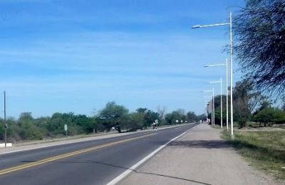 Forres y Beltrán entre las localidades beneficiadas con el anuncio del gobierno