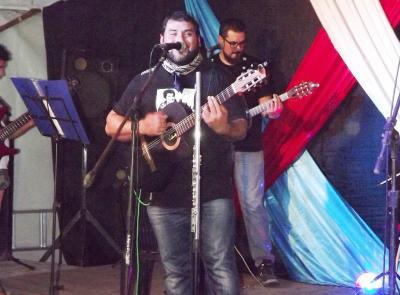 José Corvalán cantará sus canciones en el Festival de la Salamanca