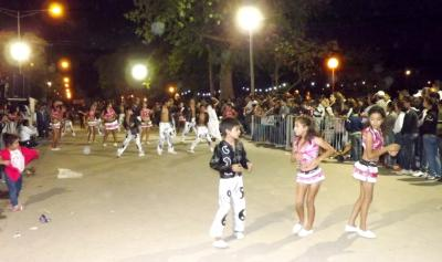 Carnaval: Taboada disfrutará de su corso este sábado