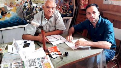 El Concejal Araujo manifestó su preocupación por los constantes accidentes de tránsito