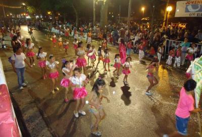 Forres y Taboada vivirán a pleno el Corso de Carnaval esta noche