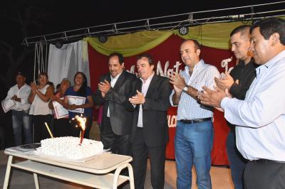 La localidad de Juanillo festejó su 161° aniversario