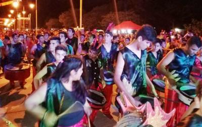 Más de diez mil personas disfrutaron del Corso en Forres